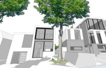 4 bed new property in CANONBIE ROAD, London...