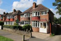 3 bed semi detached home for sale in Lickey Road, Rednal...