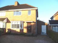 semi detached house in St. Chads Road, Rubery...