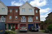3 bed Town House to rent in Bengeo Gardens...