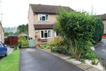 2 bedroom semi detached house in Castle Mount, Tisbury...