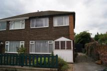 semi detached house to rent in Oakland Road, Wakefield...