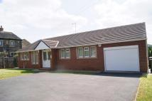3 bedroom Detached Bungalow to rent in Stoney Lane...