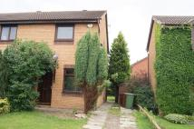 2 bed semi detached house in New Hall Close...
