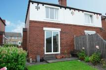 2 bedroom semi detached property to rent in Hirstlands Drive, Ossett...
