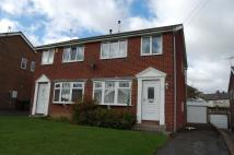 3 bed semi detached home in Glenfields, Netherton...