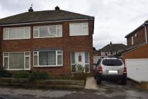 semi detached house in Newlands Drive, Stanley...