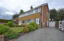 3 bed semi detached house for sale in Broadgate, Ossett