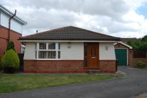 3 bed Detached Bungalow in Kingsmead, Ossett...