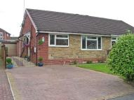 Garden Close Semi-Detached Bungalow for sale