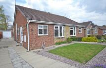 Semi-Detached Bungalow for sale in Garden Close, Ossett