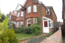 4 bed semi detached home in Milton Road, Old Town...