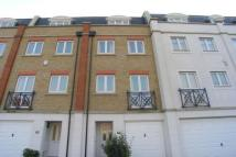 4 bedroom Terraced house in The Piazza...