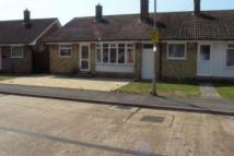 Percival Road Semi-Detached Bungalow to rent