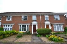 Terraced property in Sheraton Close, Meads...
