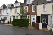 Terraced property in Junction Street...