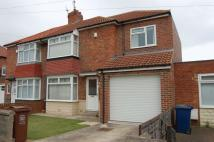3 bed semi detached house to rent in SHERFIELD ROAD...
