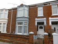 Terraced property in Madeira Road, North End...