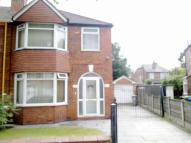 3 bed semi detached house in Braemar Avenue, Stretford