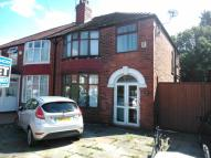 3 bedroom semi detached home to rent in Brantingham Road...