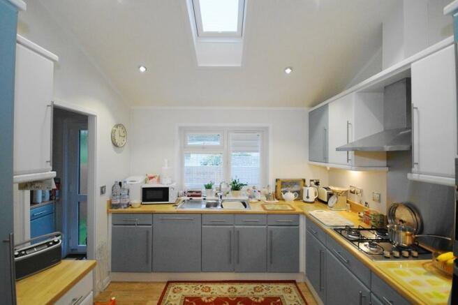 Kitchen & Utility Rm