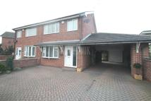 semi detached property in Donbrook, Doncaster Road