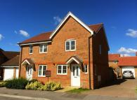 2 bed semi detached property in Badger Close, Hassocks...