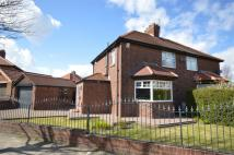 semi detached home for sale in Newcastle Road...