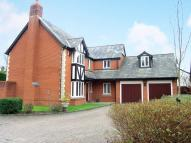 Detached house for sale in Ynys Y Coed, Llandaff...