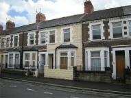 3 bedroom Terraced house in Arran Street, Cardiff...