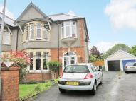 3 bedroom semi detached house in Celyn Grove, Cyncoed...