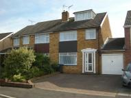 semi detached house in Padarn Close, Lakeside...