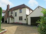 3 bed Detached house in Hollybush Road, Cyncoed...