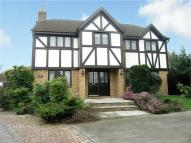 Detached house for sale in Plymouth Drive, Radyr...