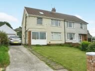 4 bed semi detached property in Dovedale Close, Penylan...