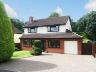 4 bedroom Detached property in Blossom Drive, Lisvane...