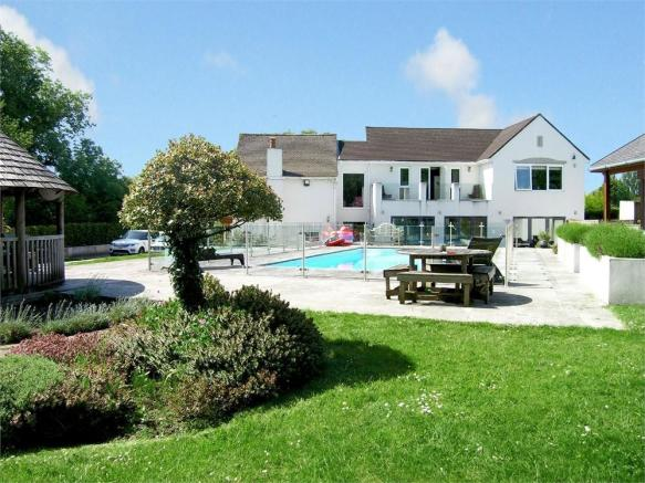 Property For Sale Rudry Cardiff