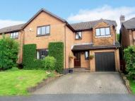 5 bedroom Detached house in Cefn Onn Meadows...
