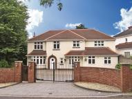 4 bed Detached property in Hollybush Road, Cyncoed...