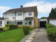 3 bedroom semi detached home to rent in Llyn Close, Lakeside...