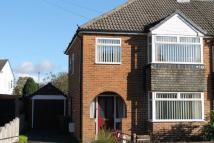 3 bedroom semi detached house in Ashley Road, Wyke...