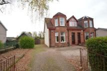 3 bedroom semi detached home in Muirhead Road...