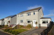 4 bed semi detached home for sale in Laxton Drive, Lenzie...