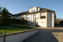 4 bed Semi-Detached Bungalow to rent in Cumbernauld Road, Stepps...