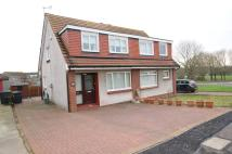 Semi-detached Villa for sale in Cowal Crescent...