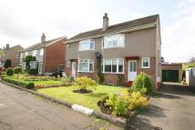 Semi-detached Villa for sale in Andrew Avenue, Lenzie...