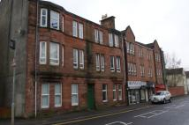 Flat in Main Street, Lennoxtown...