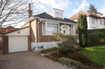 Detached Bungalow in Cluny Drive, Bearsden...