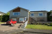 4 bedroom Detached property for sale in Gadloch Avenue, Lenzie...