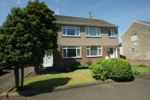 Semi-detached Villa in Andrew Avenue, Lenzie...